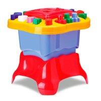 Mesa de Atividades Baby Land Azul 3004 - Cardoso Toys