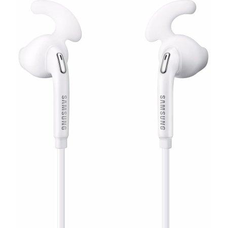 Fone Estéreo Original com fio In Ear Fit Branco com controle  EO-EG920BWEGBR