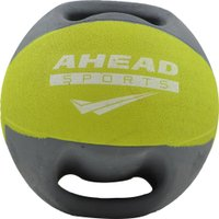 Medicine Ball Com Manopla Ahead Sports 6kg
