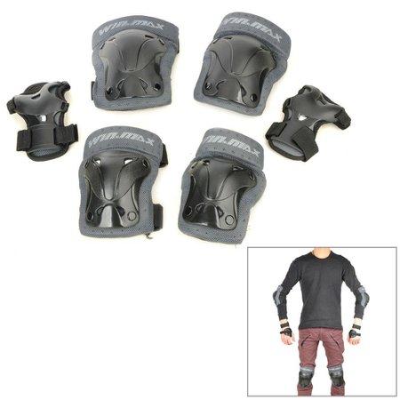 Kit Proteção Patins Skate Winmax