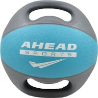 Medicine Ball Com Manopla Ahead Sports 5kg