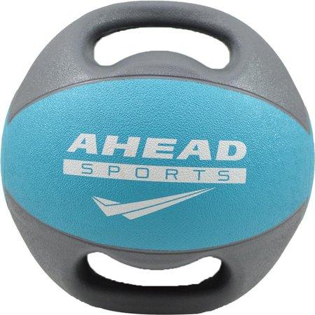 Medicine Ball Com Manopla Ahead Sports 5kg
