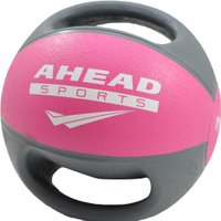 Medicine Ball Com Manopla Ahead Sports 3kg