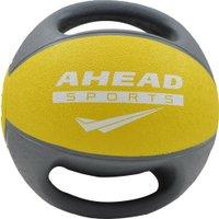 Medicine Ball Com Manopla Ahead Sports 4kg