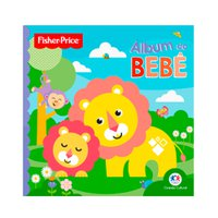 Fisher Price Álbum do Bebê - Ciranda Cultural
