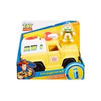 Imaginext Toy Story 4 Buzz Lightyear e Pizza Planet - Mattel