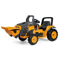 Deere Construction Loader - Peg-Perego