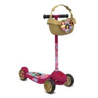 Patinete Skatenet Kid Princesas Disney - Bandeirante
