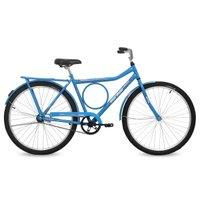 Bicicleta Aro 26 Q19,5 Freio no Pé CP Valente Azul Porche Mormaii
