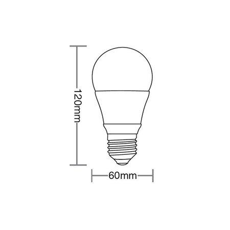 Lâmpada Led Taschibra TKL 100 15W Bivolt E27 6500K - Luz Branca