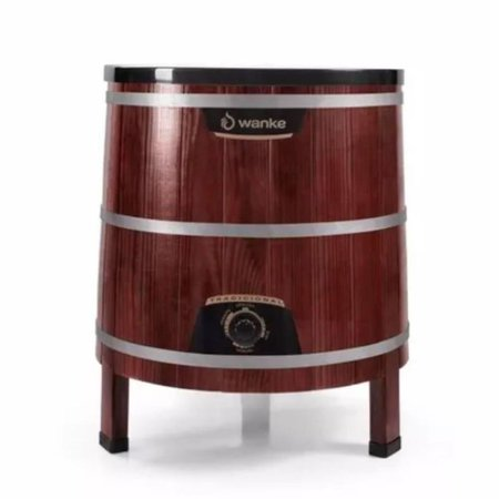 Lavadora de Roupas Wanke Clara Tradicional - 5 kg