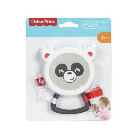 Fisher Price Safári de Mordedores Panda - Mattel
