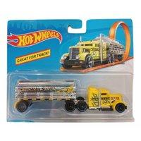 Hot Wheels Caminhão Fuel e Fire - Mattel