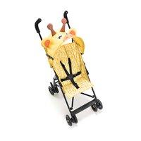 Fisher Price Carrinho Guarda Chuva Boogie Girafa - Multikids
