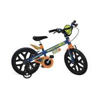 Bicicleta Superbike Azul Aro 16 - Bandeirante