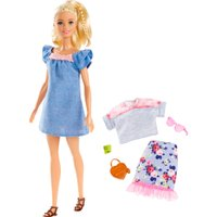 Barbie Fashionista Sweet Bloom - Mattel