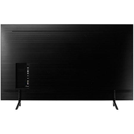 Smart TV LED 55 Polegadas Samsung 55RU7100 Ultra HD 4K com Conversor Digital 3 HDMI 2 USB Wi-Fi Controle Remoto Único e Bluetooth