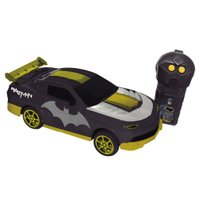 Veículo Controle Remoto Batman Vigilante Corrida - Candide