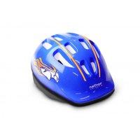 Capacete Infantil Para Bicicleta - Nathor Azul