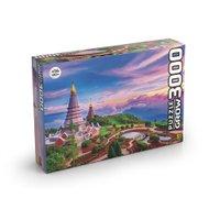 Puzzle 3000 peças Tailândia