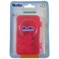Kit Manicure Caixa Organizadora Rosa - Momo