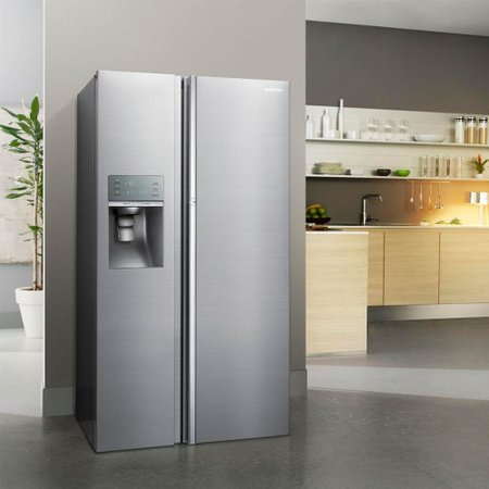 Refrigerador Samsung Side by Side Food Showcase 765 Litros