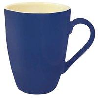 Xícara De Café Ou Xícara De Chá 320ml Caneca Cerâmica Color Azul