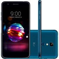 Smartphone LG K11 32GB Dual Chip Android 7.0 Tela 5.3 Polegadas Octa Core 1.5 Ghz 4G Câmera 13MP