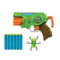Lançador de Dardos Bug Attack Predador 3 Disparos - Candide