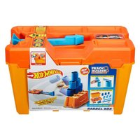 Hot Wheels Track Builder Barrel Box - Mattel