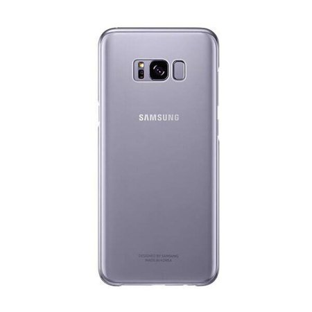 Capa Clear Cover Original Samsung Galaxy S8 Plus - Ametista