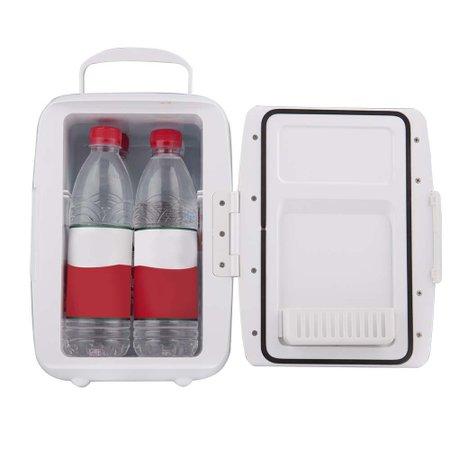 Mini Cooler 6 Litros Branca 12V Multilaser - TV011