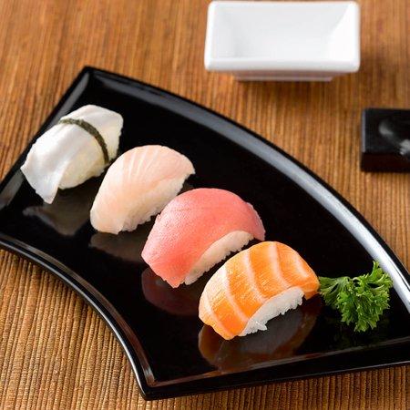 Pote De Molho Shoyu Para Sushi Molheira Melamina Branco 25ml