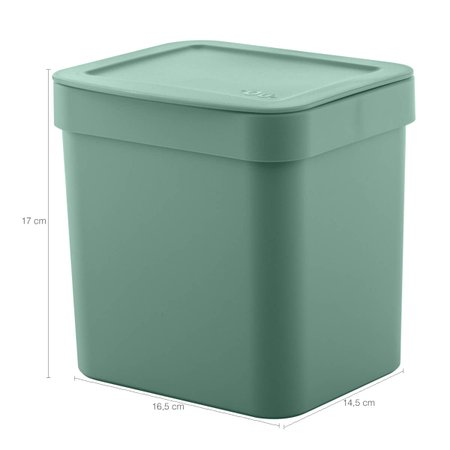 Utensílios De Cozinha Escorredores Louça Lixeira Porta Detergente Ou Verde Menta
