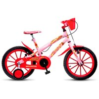 Bicicleta Infantil Colli Aro 16 Xicória, com Freios V-brake