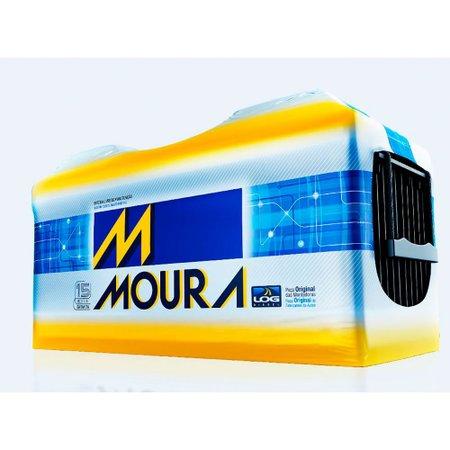 Bateria Automotiva Moura 150AH Polo Positivo Direito M150BD MFA