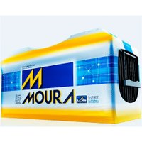 Bateria Automotiva Moura 180AH Polo Positivo Direito M180BD MFA