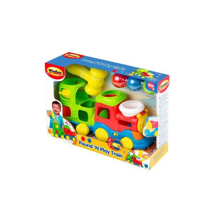 Trenzinho Brincalhão Winfun - Yes Toys
