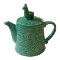 Bule Cerâmica Lhama Teapot Urban