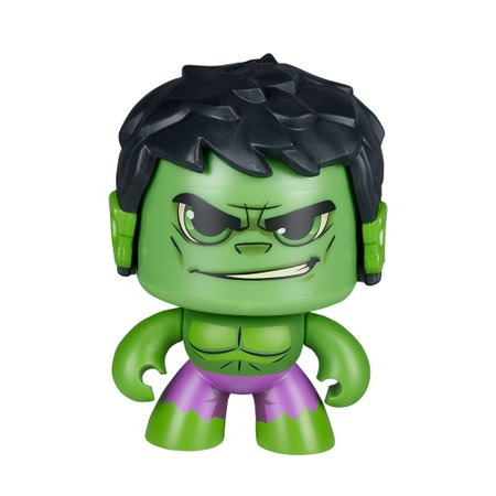 Boneco Mighty Muggs Marvel Hulk - Hasbro