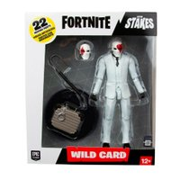Fortnite Wild Card Black Suit 18 cm Premium - Fun Divirta-se