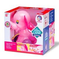 Baby Land Telefante Rosa - Cardoso Toys