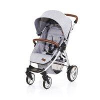 Carrinho De Bebê Avito Grey - ABC Design