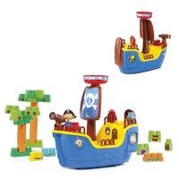 Baby Land Navio Pirata - Cardoso Toys