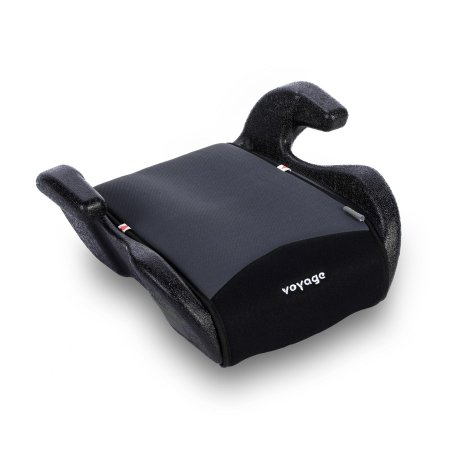 Assento Para Auto Booster Solo 15 a 36kg Cinza com Preto IMP91273 - Voyage