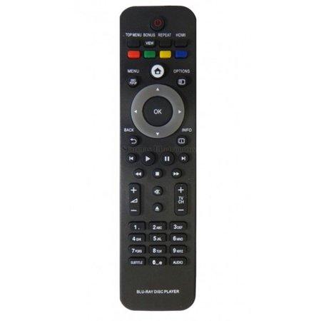 Controle Philips Dvd Blu-Ray C01231