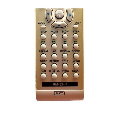 Controle Dvd Sva Rm Eh1 C0989
