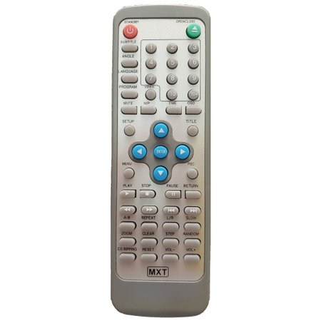 Controle Cce E Contex Dvd Dvd-750X, Dvd-500X,Dvd-510Usx C01112