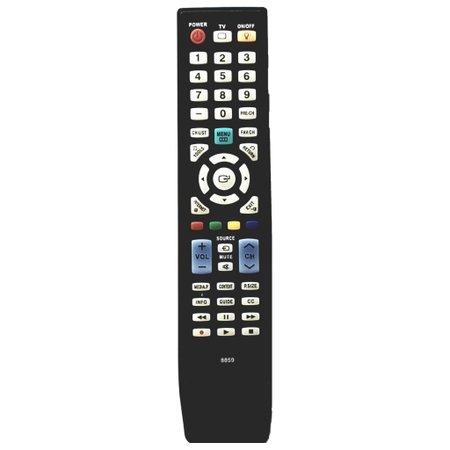 Controle Samsung Led Bn59-00866A 026-8859 C01193