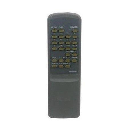 Controle Mitsubishi Tc 1492 Tc 1498 Tc 1499 Tc 20A Tc 2098 Tc 2099 Tc 2198 Ik-004A C0858